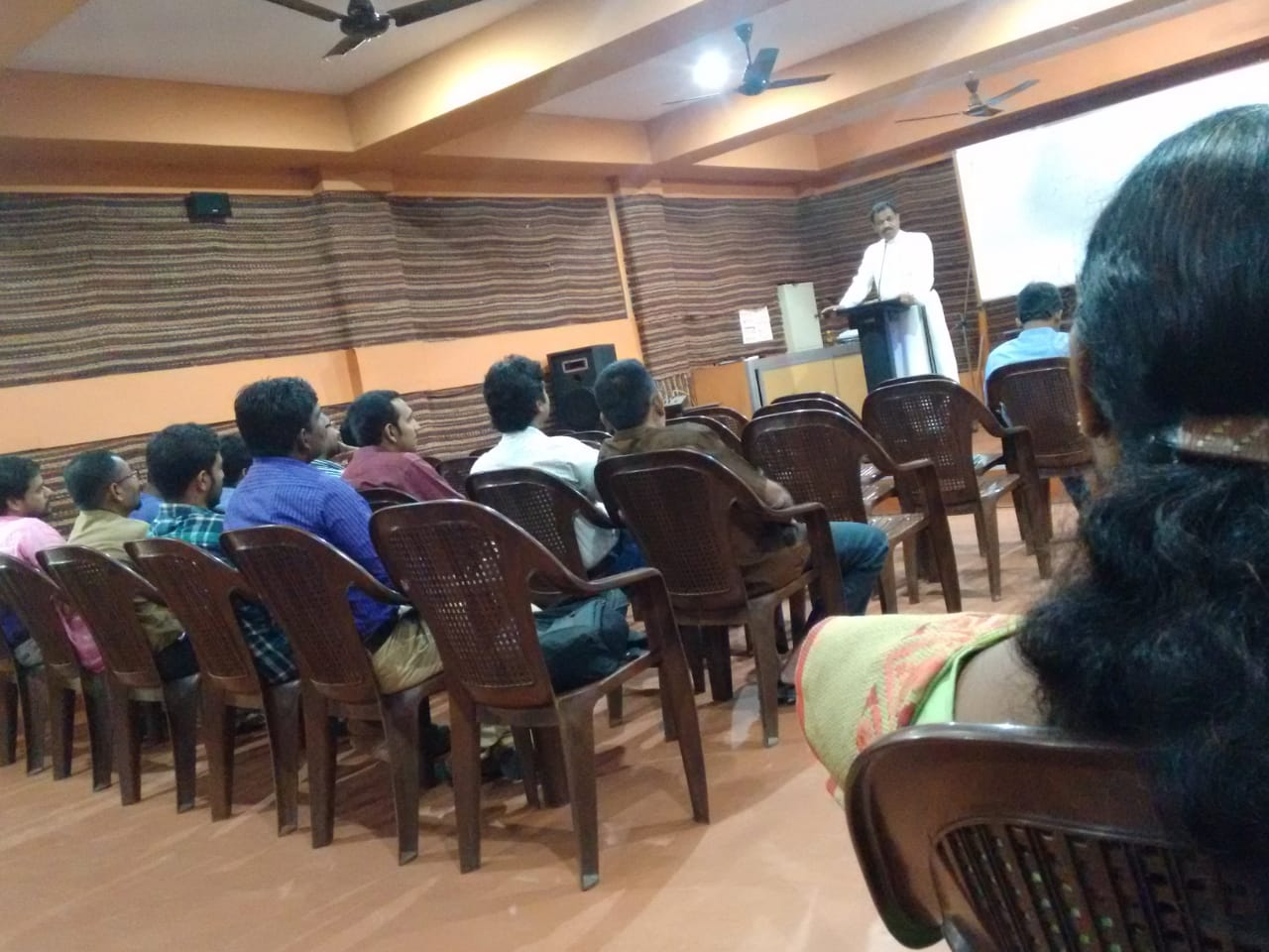 Rev. Dr. Premjith Kumar, Dept. of History, Christian College, Kattakkada
